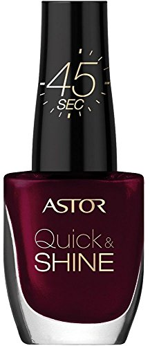 Astor Quick & Shine Nagellack –...