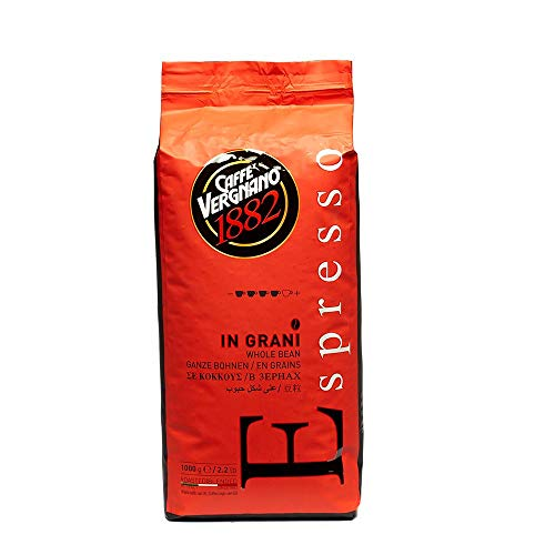 Caffè Vergnano 1882 Kaffeebohnen Espresso - 1...