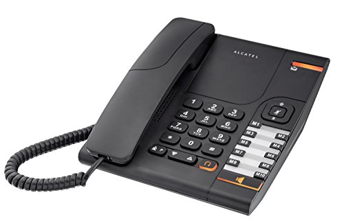 Alcatel ATL1407518 Temporis 380 schwarz
