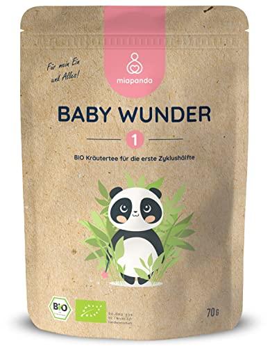 miapanda Baby Wunder - Zyklustee 1 mit...