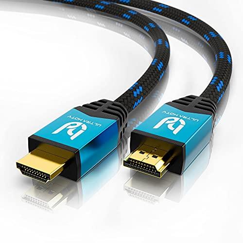 Ultra HDTV 4K HDMI-Kabel - 2 Meter High Speed HDMI...