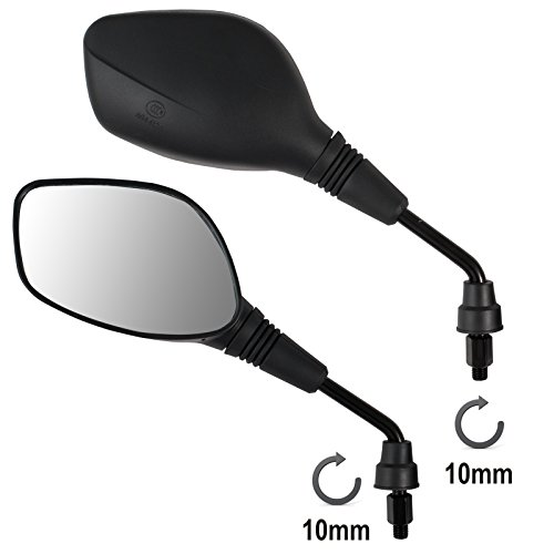 A-Pro Rearview Mirrors Scooter M10 Motorcycle...