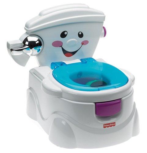 Fisher-Price P4326 Meine erste Toilette Töpfchen...