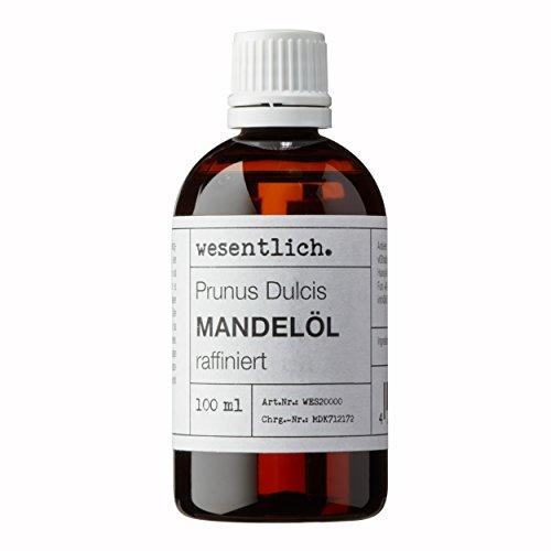 Mandelöl 100ml - 100% reines Basisöl von...
