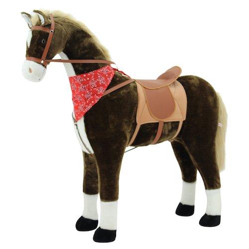 Sweety Toys 10332 Plüsch Pferd Taycan Riesen...