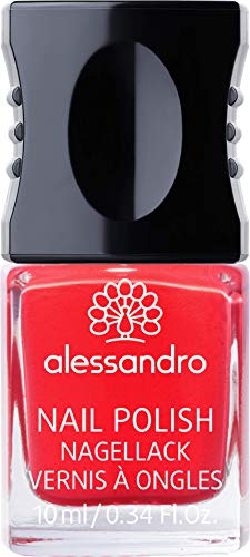 alessandro Nagellack 30 First Kiss Red, 10 ml