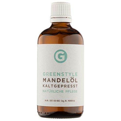 Mandelöl kaltgepresst (100ml) - reines Öl von...