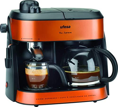 UFESA CK7355 CK7355-Duo Supreme Expresso, und...