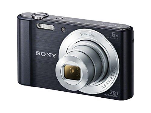 Sony DSC-W810 Digitalkamera (20,1 Megapixel, 6x...