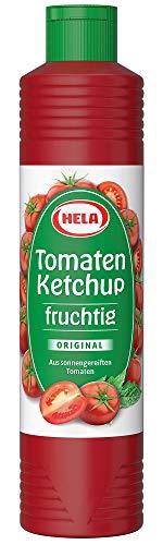 Hela Tomaten Ketchup (1 x 800 ml Tube)