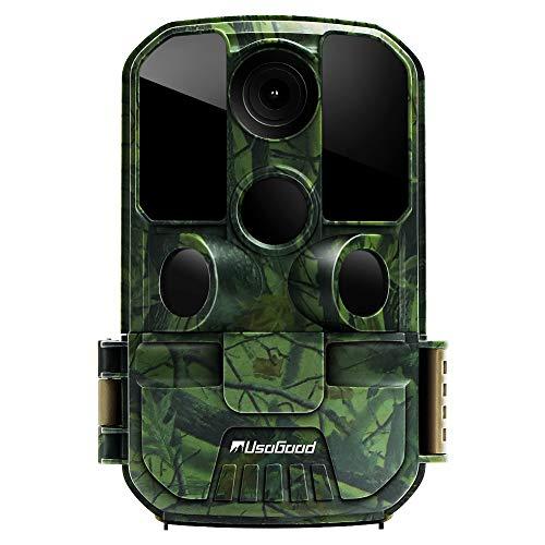 usogood 20MP Wildkamera mit Bewegungsmelder 1080P...