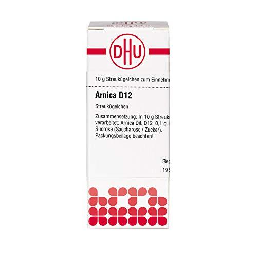DHU Arnica D12 Streukügelchen, 10 g Globuli