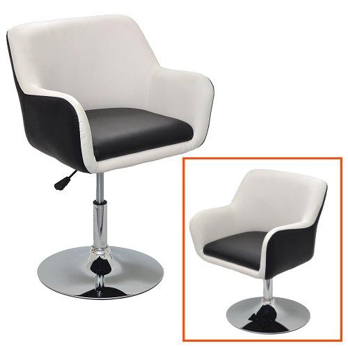 ts-ideen 1x Barhocker Design Lounge Sessel in...