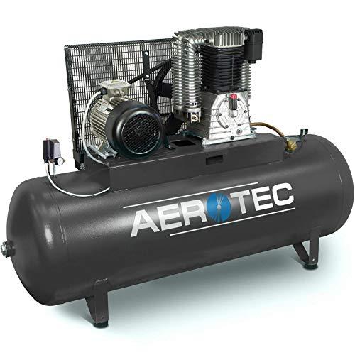 AEROTEC Druckluft-Kompressor 10 PS   7,5 kW 10 bar...