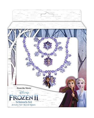 CRAZE Frozen 2 Jewelry Schmuckset Halskette +...