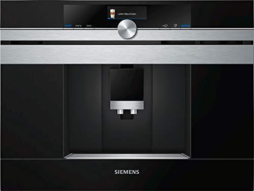 Siemens CT636LES6 Kaffeemaschine, 19 bar,...