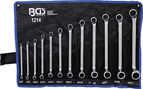 BGS 1214 | Doppel-Ringschlüssel-Satz | 12-tlg. |...