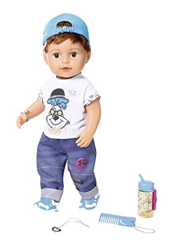 Zapf Creation 826911 BABY Born Soft Touch Brother...