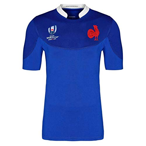 CRBsports Team Frankreich, Rugby-Trikot,...