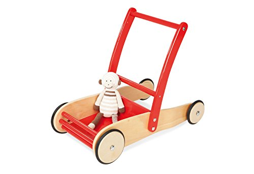 Pinolino Lauflernwagen Uli, aus Holz, mit...