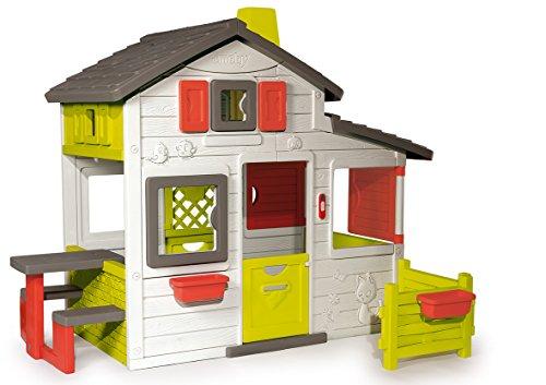 Smoby – Friends House - Spielhaus für Kinder...