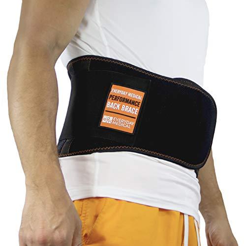 Everyday Medical Rückenbandage mit Stützstreben...