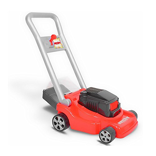 Hecht Spielzeug-Rasenmäher 50437 Kinder-Mäher...