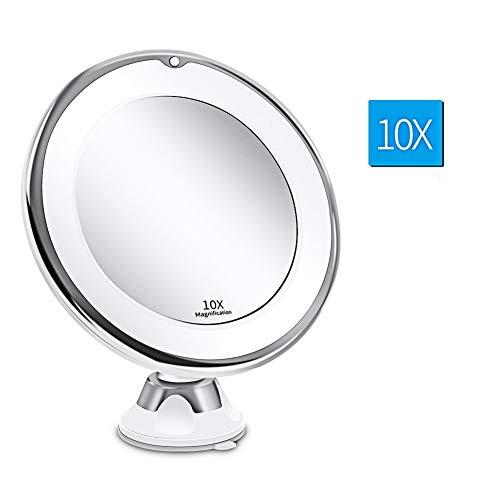 WBFN 1 PC LED-Spiegel-Make-up Spiegel mit...