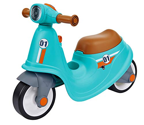 BIG Classic Sport Scooter - Kinder-Laufrad in...