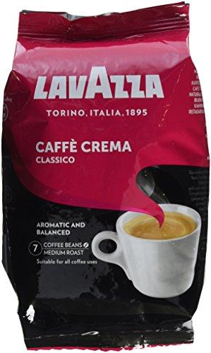 Lavazza Kaffeebohnen Caffè Crema Classico, 1er...