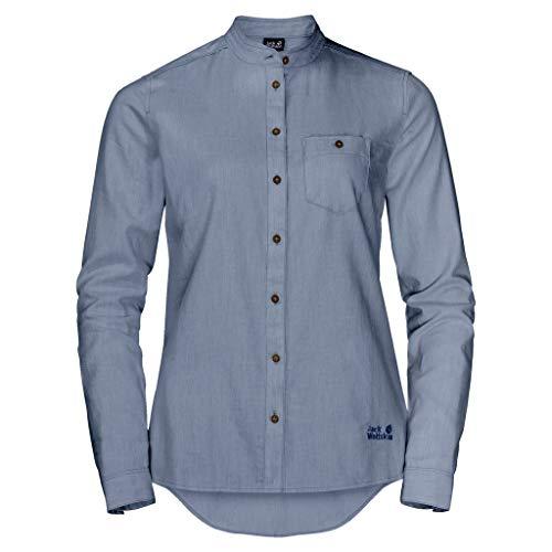 Jack Wolfskin Damen NAKA River Shirt W Bluse,...