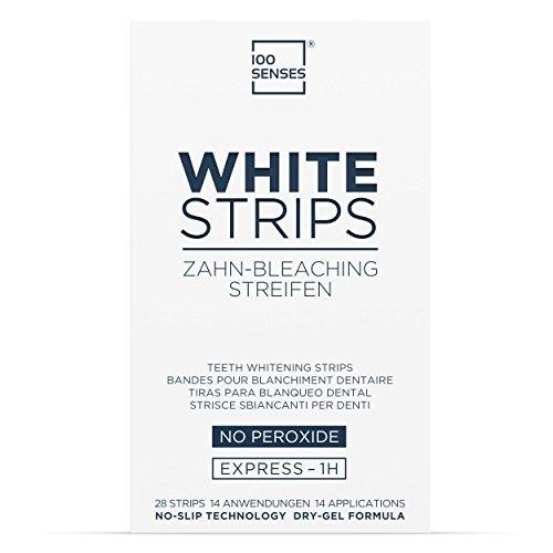 Zahnaufhellung mit White Stripes by 100SENSES für...