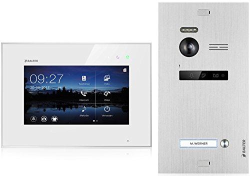 BALTER EVO Video Türsprechanlage  Touchscreen 7...
