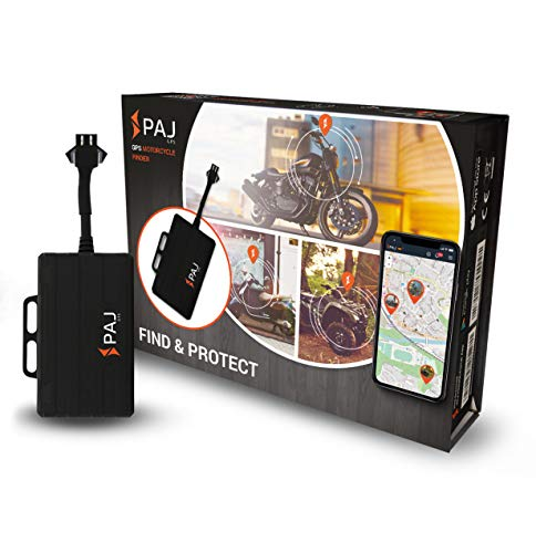 PAJ GPS Motorcycle Finder - GPS-Tracker Auto,...