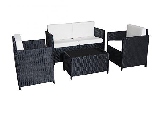 Jet-Line Gartenmoebel Garten Lounge Set Sitzmoebel...