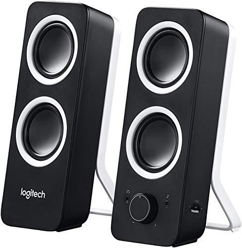 Logitech Z200 2.1 Lautsprecher mit Subwoofer...