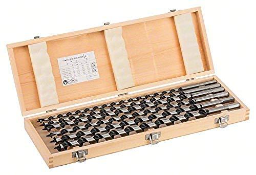 Bosch Professional 6tlg. Holzschlangenbohrer-Set...
