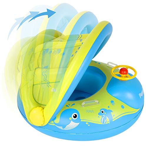 Peradix Baby Schwimmring, Baby Schwimmen...