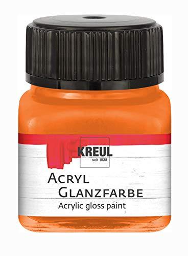Kreul 79224 Acryl Glanzfarbe, 20 ml Glas in...