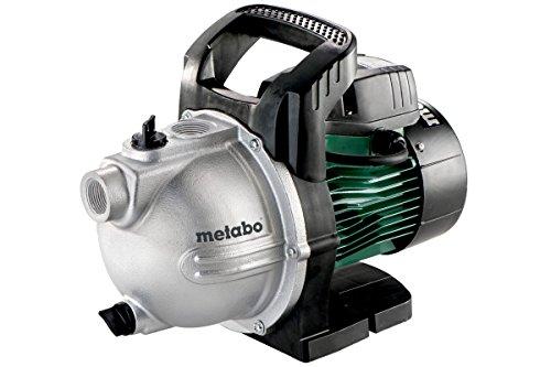 METABO Gartenpumpe P 4000 G 1100 Watt - Pumpe...