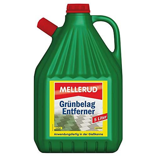 MELLERUD Algen und Grünbelag Entferner 5 Liter (1...
