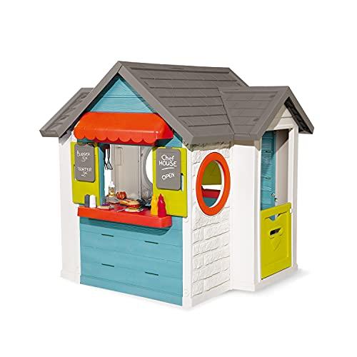 Smoby – Chef Haus - Multifunktionshaus für...