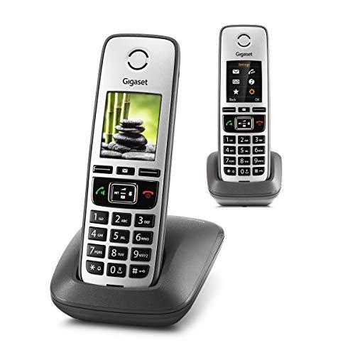 Gigaset Family – 2 schnurlose Telefone mit...