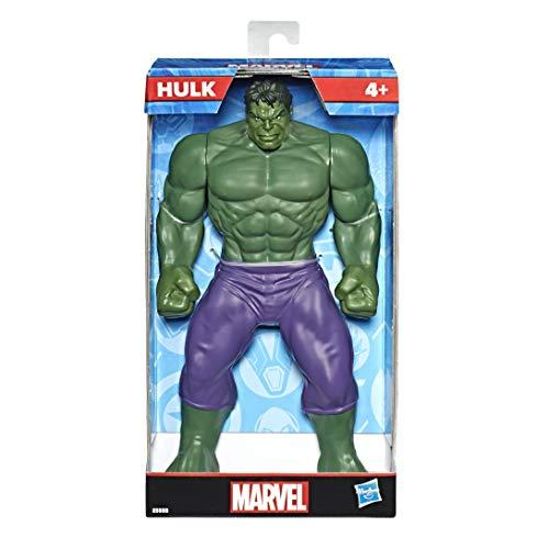 Hasbro Marvel E5555EU4 MVL 9.5IN Hulk Figure,...