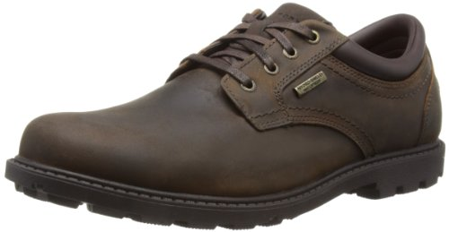 Rockport Herren Rugged Bucks Waterproof Plaintoe...