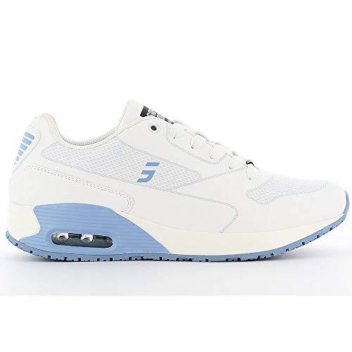 Safety Jogger Oxypas Damen Arbeits-Sneaker, Blau,...