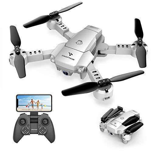 SNAPTAIN A10 Mini Faltbare Drohne mit 720P...