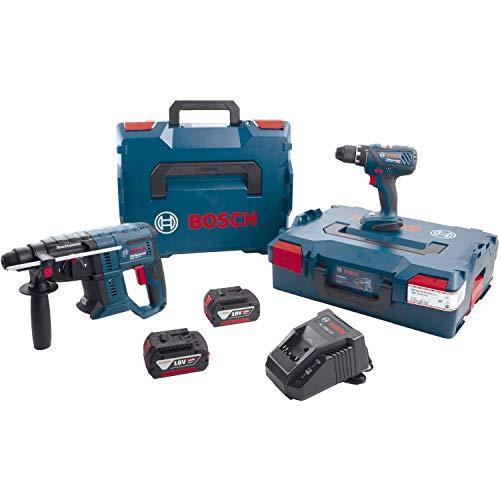 Bosch 0615990K3Z Akku-Set GSR 18V-28 + GBH 18V-20...