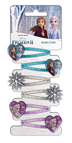 CRAZE Frozen 2 Hair Clips Haarspangen...