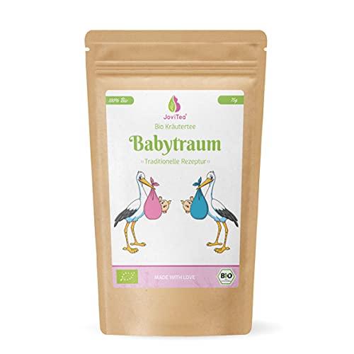JoviTea® Babytraum Tee BIO – Traditionelle...